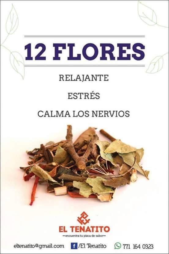 Plantas medicinales - 12 Flores