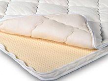 Organic Pillow Topper | Talalay Latex Topper | The Mattress u0026 Sleep Co