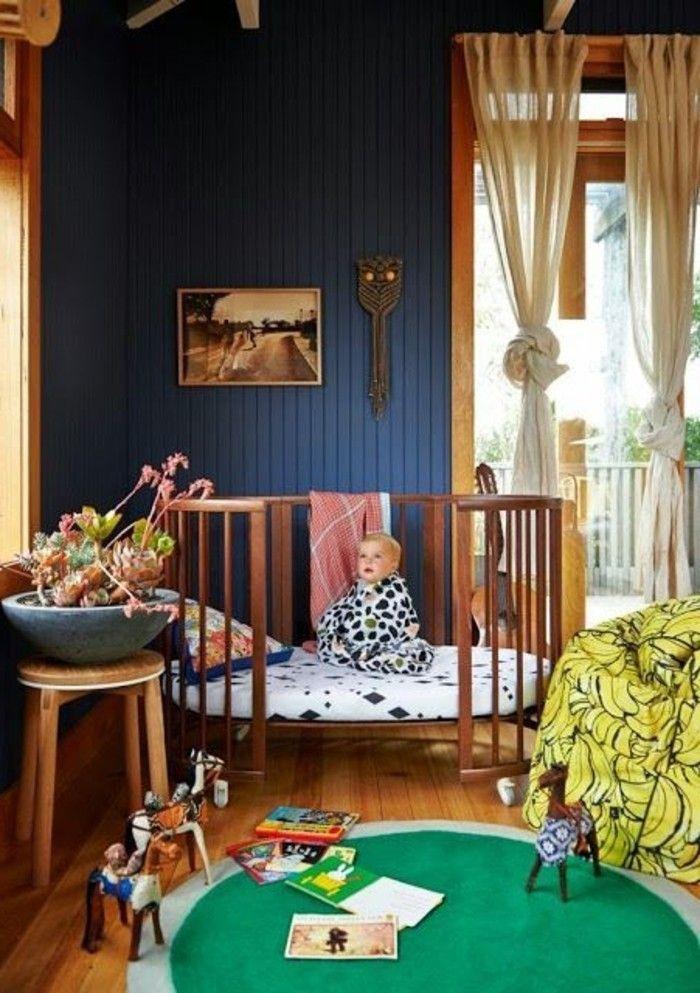 80 Astuces Pour Bien Marier Les Couleurs Dans Une Chambre D Enfant Chambre Enfant Decoration Chambre Et Chambre Bebe
