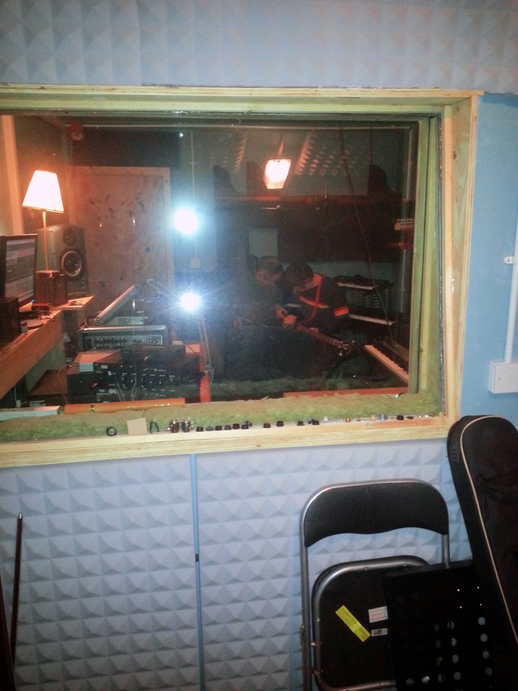 Recording with Alan Coleman 02/01/2013