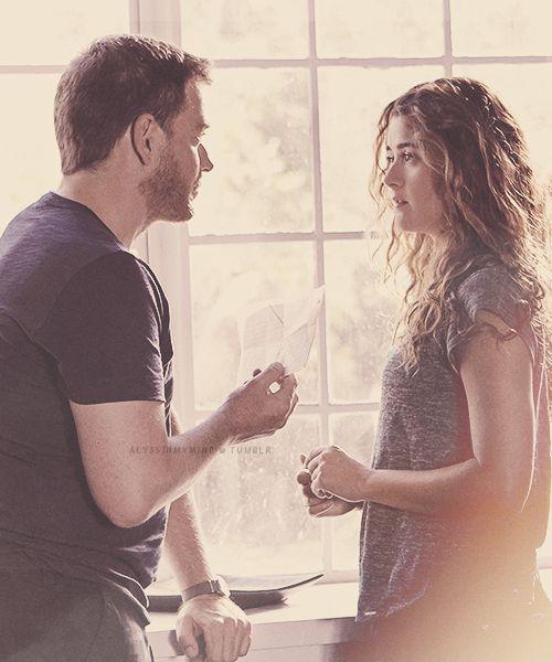 "NCIS Season 11 Episode 2 - ""Past, Present, and Future"" ~ Tony and Ziva"