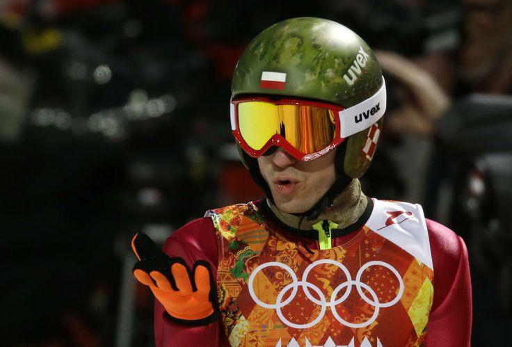 Kamil Stoch wins men's normal hill gold at Sochi