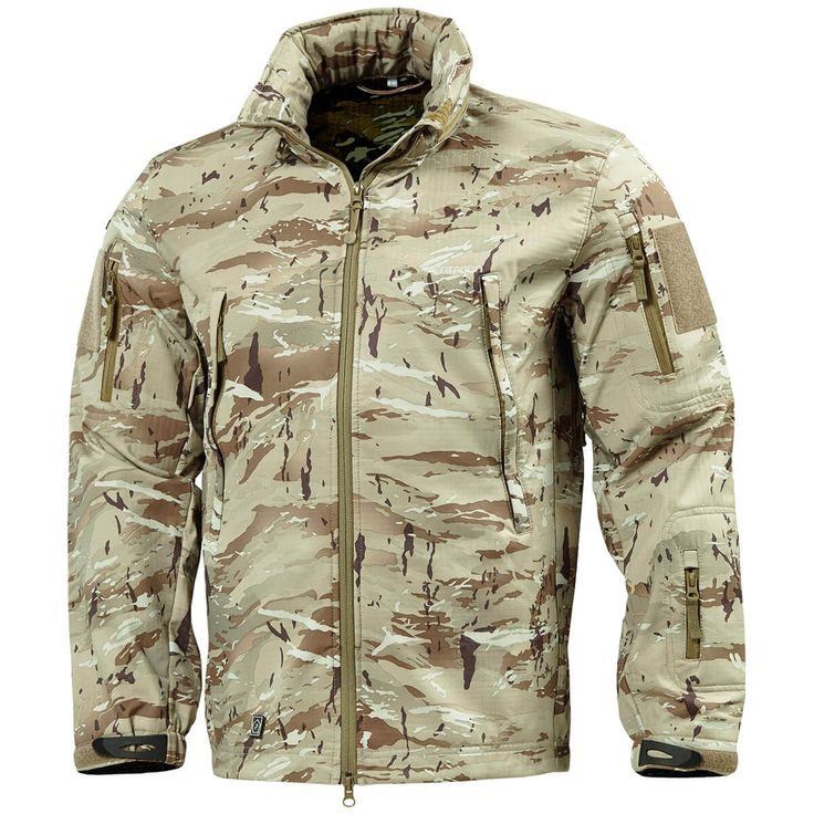 Pentagon Artaxes Softshell Jacket PentaCamo   Soft Shell   Military 1st