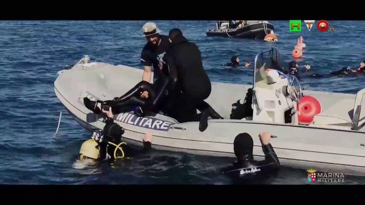 MARINA MILITARE - Insieme in immersione a Porto Venere – 10^ edizione - ...