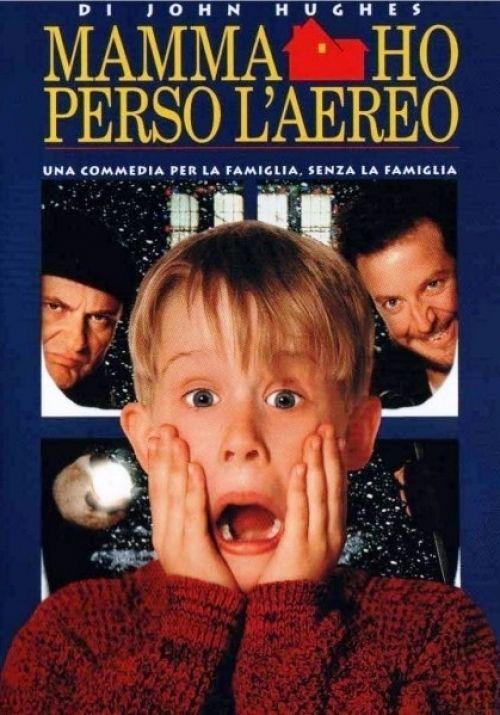 Mamma, ho perso l'aereo (1990, Home Alone) – di Chris Columbus, con Macaulay Culkin, Joe Pesci, Catherine O'Hara, John Candy