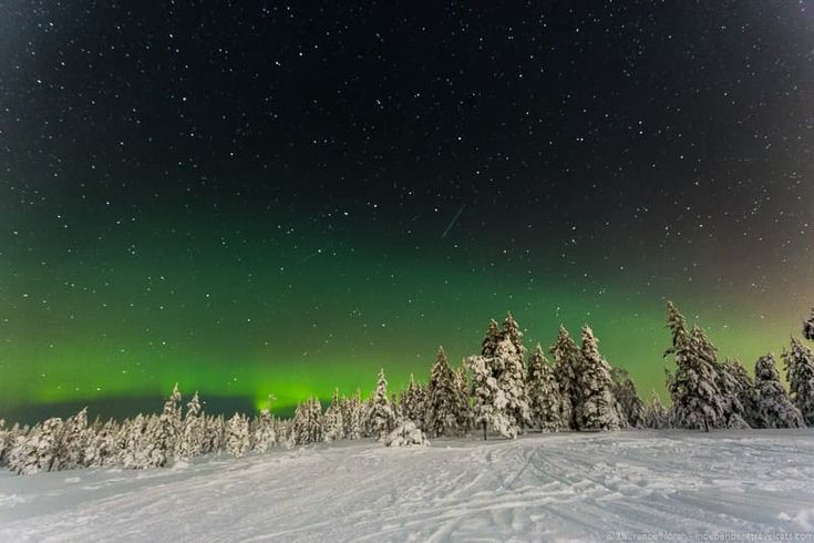 Seeing the Northern Lights in Finland - Visiting Finland in Winter: Top 15 Winter Activities in Finland