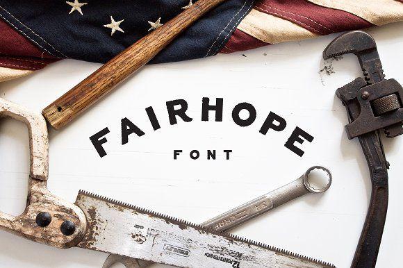 Fairhope by Vincent Avila on @creativemarket