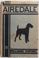 1929 Эрдель хэйнс собака истории породы разведения шоу, показывающие уход терьер