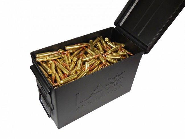 Bulk ammunition San Diego supplier prioritizes high quality
