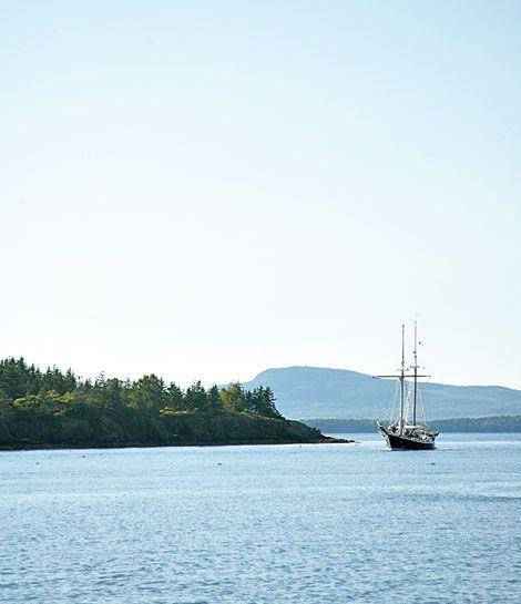 Maine wind jammer