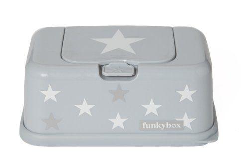 FunkyBox Grey Star-Silver