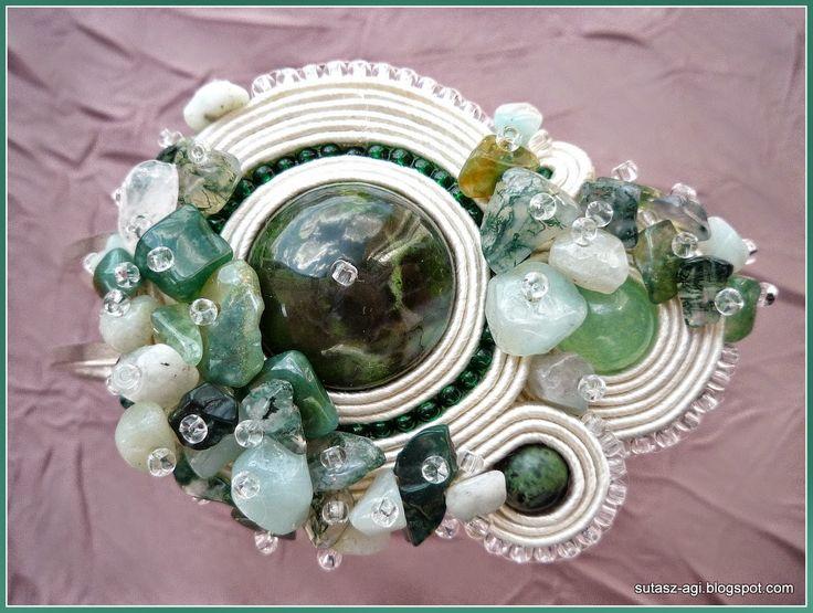 Sutasz i inne przygody - soutache jewellery: czerwiec 2014