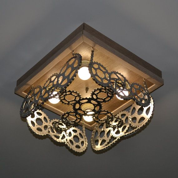 302 best images about recycle light fixtures on pinterest steampunk lamp repurposed and - Recycled light fixtures ...