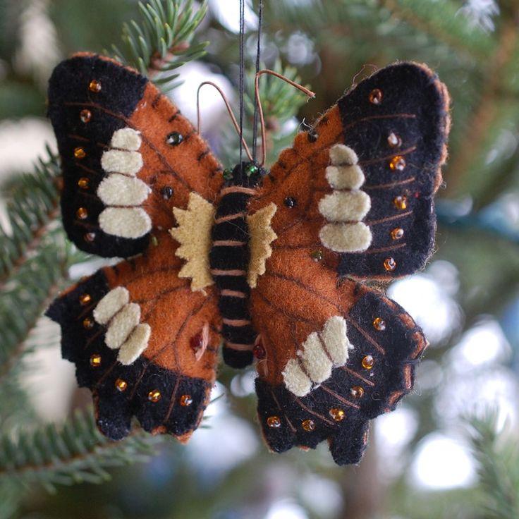 25  best ideas about butterfly felt on pinterest