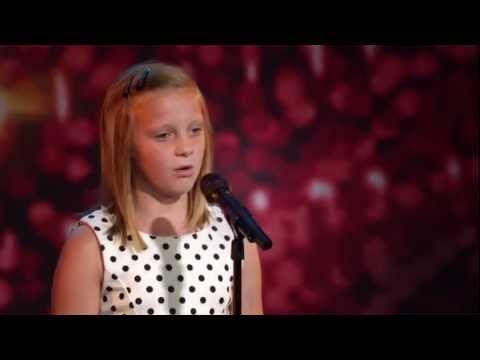 Belgium's Got Talent: aflevering 2 - Karolien - YouTube