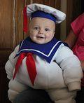 Stay Puft Marshmallow Man Costume - 2012 Halloween Costume Contest