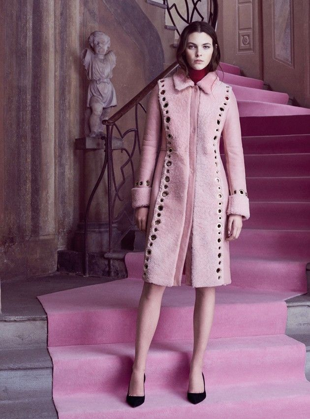 Blumarine Fall Winter 2016/2017 Winter in Love Main Collection