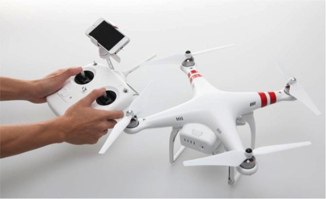 Phantom Vision 2+  DJI ANNOUNCES THE PHANTOM VISION 2+, THE LATEST ADDITION TO THEIR DRONE LINE