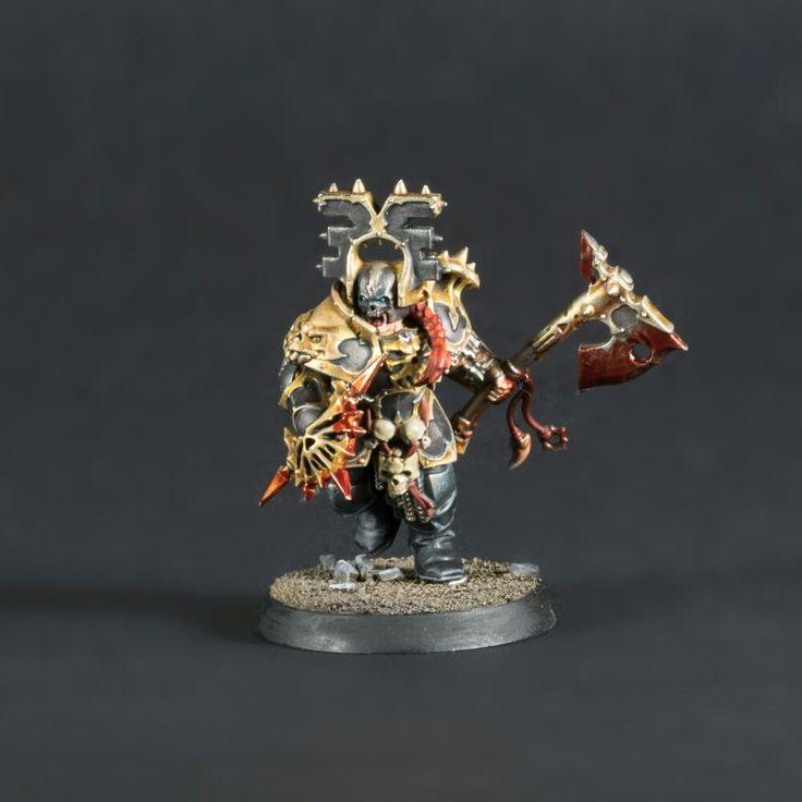 Khorne Blood Warrior #2