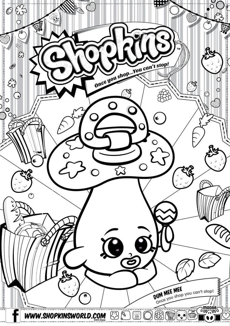 20 best Shopkins images on Pinterest | Ideas de la fiesta shopkins ...