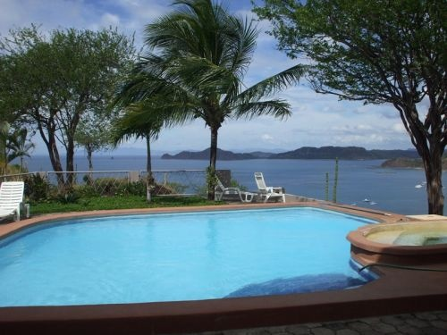 La Finisterra Hotel, Playa Hermosa, Costa Rica