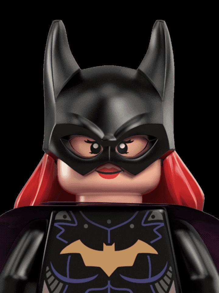 Batgirl - Characters - DC Comics Super Heroes LEGO.com