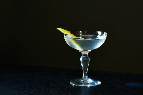 Vesper Martini?!  Is it from the Daniel Craig's 007 Film, Casino Royale?!  LOL