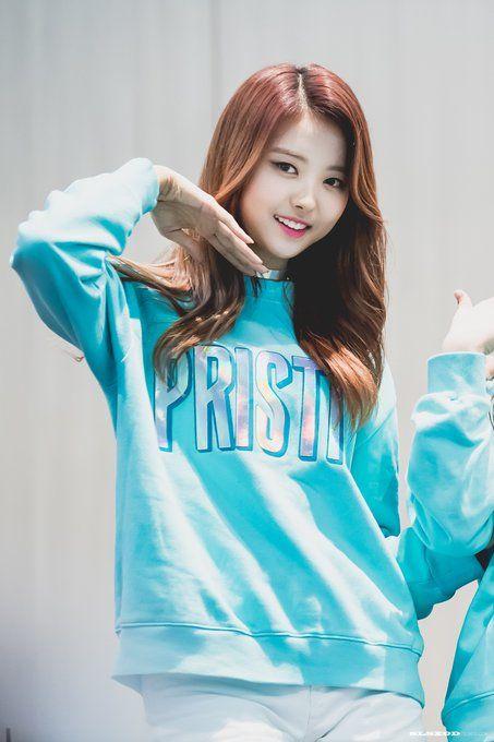 PRISTIN >_< Nayoung