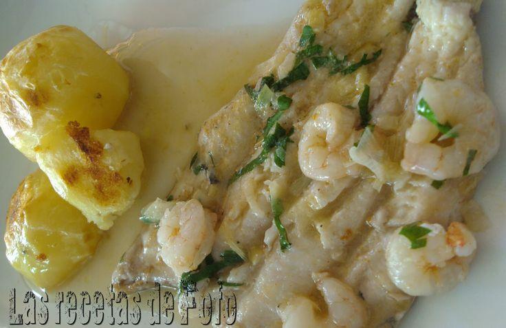 Una receta sencillísima, muy rápida de hacer y lo que es mejor… deliciosa. Ingredientes: 4 pescadillas limpias de espina y cabez...