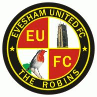 Logo of Evesham United FC