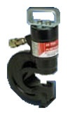 35-ton Porta-Punch with hydraulic pump #machine #tool