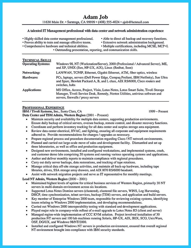 awesome Perfect Data Entry Resume Samples to Get Hired,