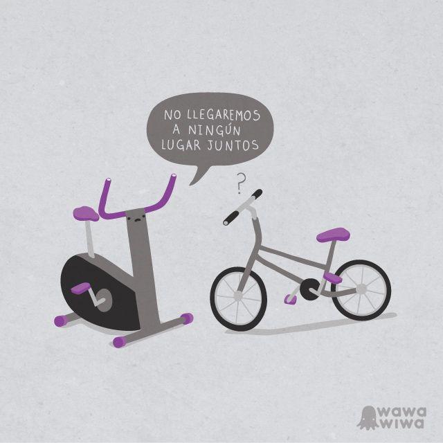 Reevaluando la relación -  Happy drawings :)