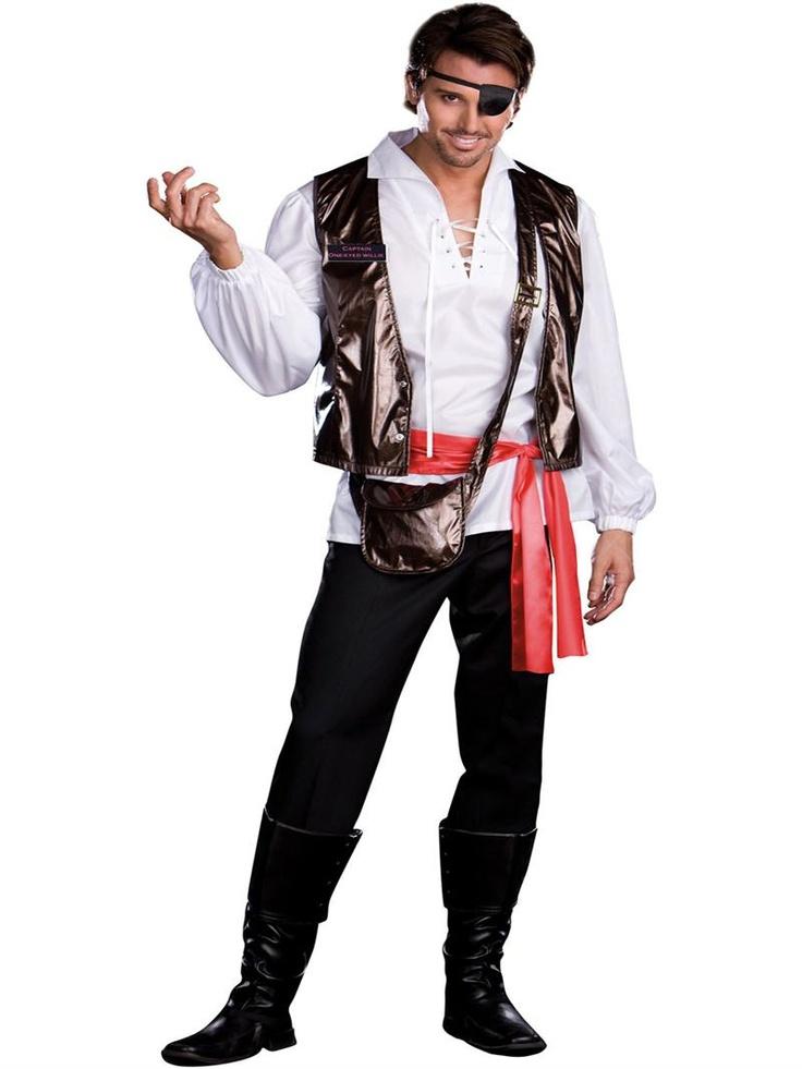 menu0027s captain pirate halloween costumes dreamgirl teezers costumes pirate costumes for men