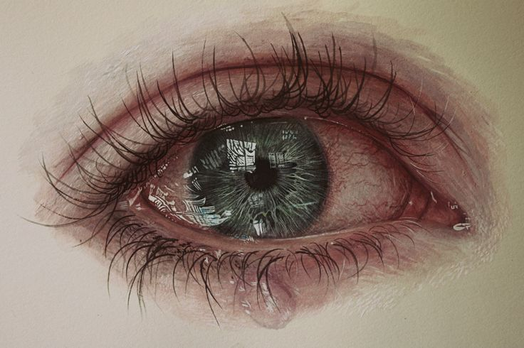 The Eye Has It......