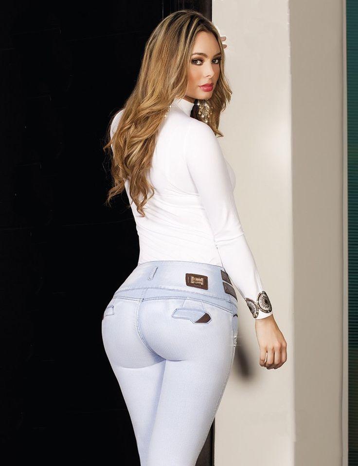 Colombian Butt Lift Jeans - Leandrus LJ190 | jeans | Pinterest ...