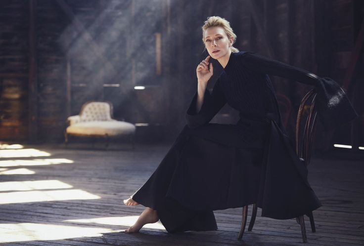 Cate Blanchett by Will Davidson | GRAVERAVENS