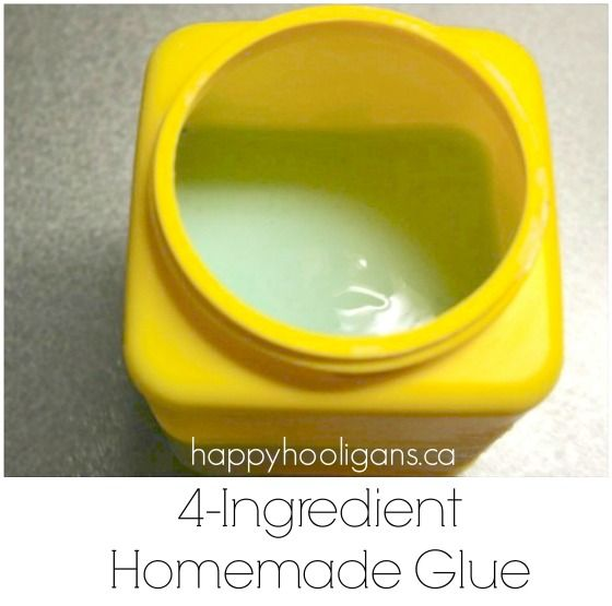 95 best fun diy classroom recipes images on pinterest sensory 3 ingredient homemade glue diy solutioingenieria Image collections
