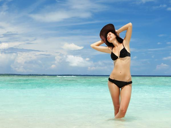 cure bikini line infection