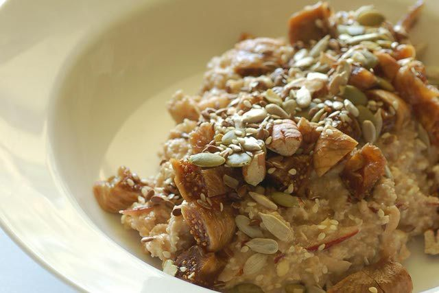Bircher Muesli is the original muesli recipe developed by a 20th century physician.