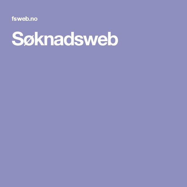 Søknadsweb
