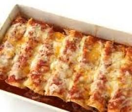 Recipe Chicken Enchiladas by Angela de Gunst - Recipe of category Main dishes - meat