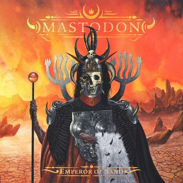 https://goo.gl/C8yc7F - Mastodon prezentuje kolejną piosenkę z nowej płyty #Mastodon