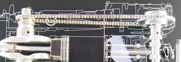 Moteurs diesel avec chaine de distribution - Quels sont les moteurs ...