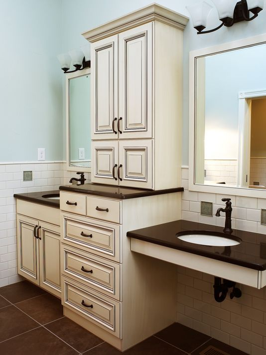Elegant Bathrooms For The Disabled: Necessary Handicap Design Elements For The Home  Bathroom   Accessible Homes Advisor