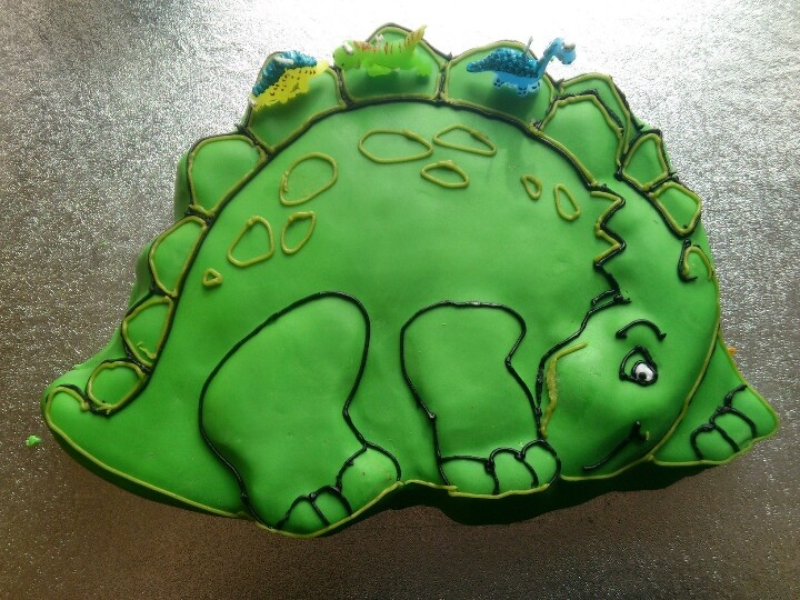 My sons 3rd birthday cake