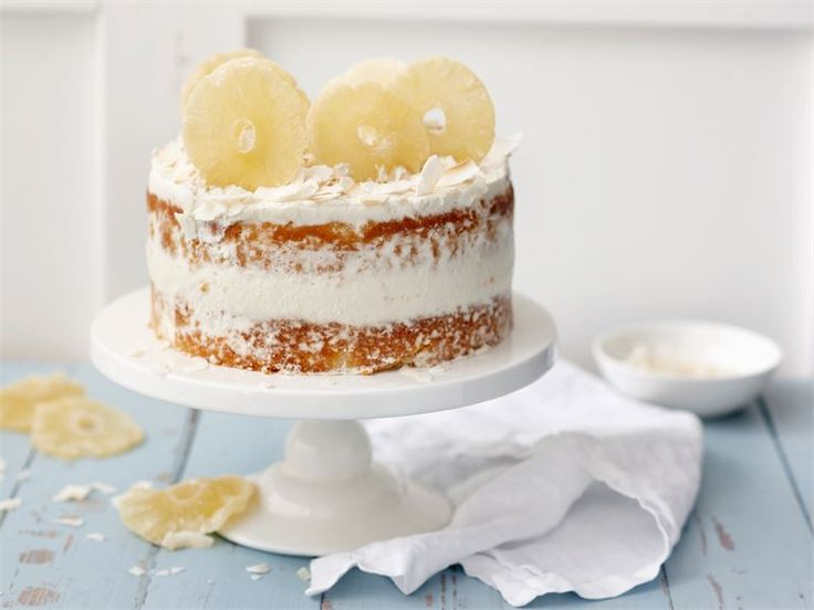 Piña colada -kakku