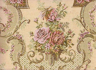 Victorian Tapestry Fabric