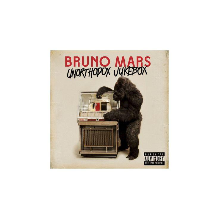 Bruno Mars - Unorthodox Jukebox (LP) [Explicit Lyrics] (Vinyl)
