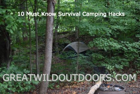 10 Camping Tips